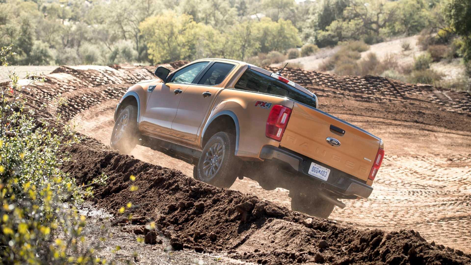 Tổng Quan Ford Ranger