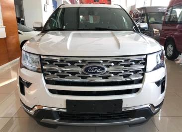 Tổng quan Ford Exploer