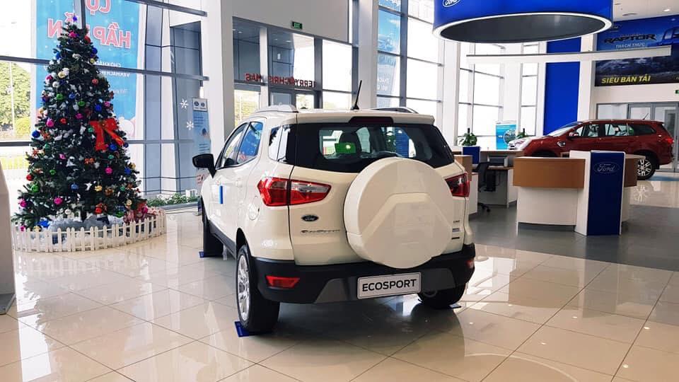 Duoi Xe Ecosport