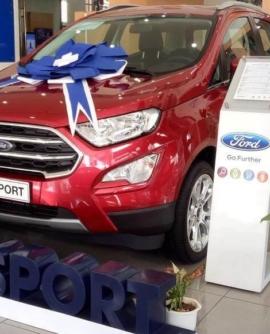 Thông số kỹ thuật của Ford Ecosport 1.0 phiên bản 2020