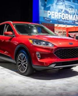 Ford Escape 2020 phiên bản mới liệu có về Việt Nam?