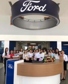 Hải Dương Ford chào mừng ngày phụ nữ Việt Nam 20-10-2019