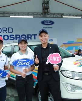 Ford Việt Nam Nhà tài trợ Vàng cho giải chạy Long Biên Marathon