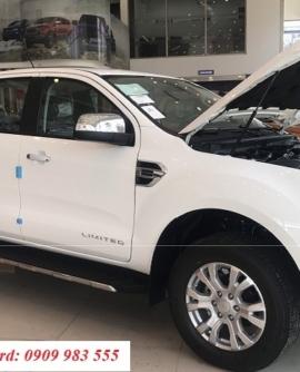Những Thay đổi trên Ford Ranger 2020 tại Hải Dương