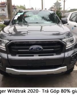 Vua bán tải Ranger Wildtrak phiên bản 2020 thay đổi lớn