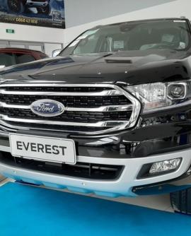 Mua Bán xe Ford Everest trả góp tại Hải Dương