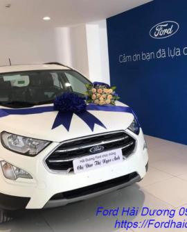 Đại lý Ford Hải Dương cập nhật bảng  giá xe Ford mới nhất tháng 07/2020