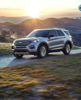 Xe Ford Explorer 2020 nhập Mỹ có đáng để chờ đợi ?