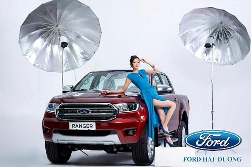 Ford ranger lắp ráp tại nhà máy Ford Hải Dương