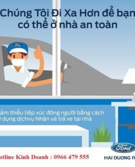 Mua xe Ford Online tại Đại lý Ford Hải Dương Mua xe Ford không lo Covid