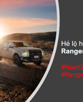 Ford Ranger 2022 Thế Hệ Mới  khi nào sẽ được bán tại Việt Nam?
