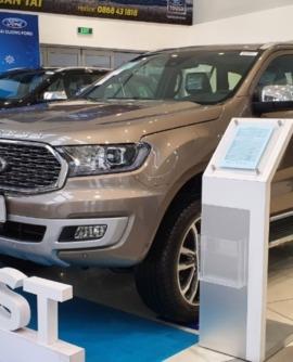 Ford Everest FECV 2022 ra mắt tại Việt Nam. Những lý giải tại sao lại được thị trường ưa chuộng đến vậy?